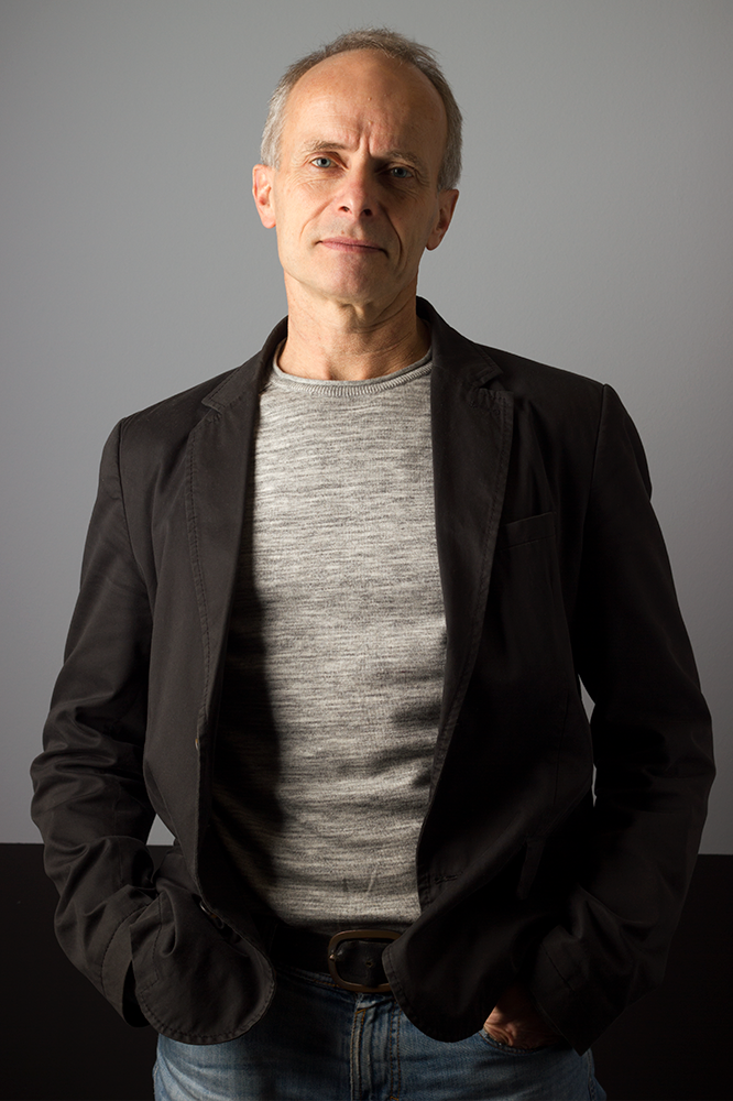 Portret van Marcel Ravier